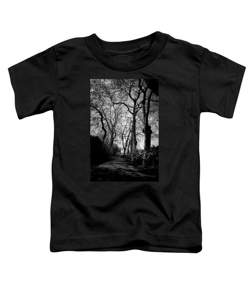 Back Road West Toddler T-Shirt