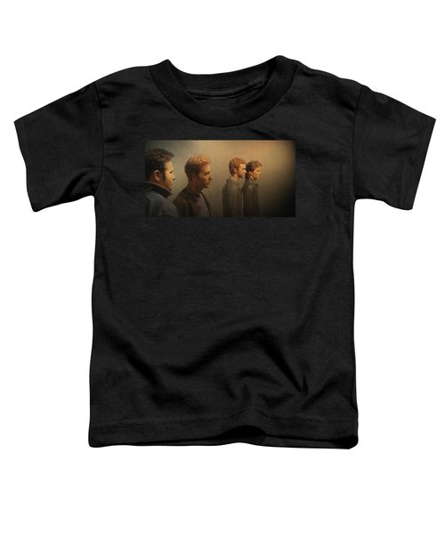 Back Stage With Nsync Toddler T-Shirt