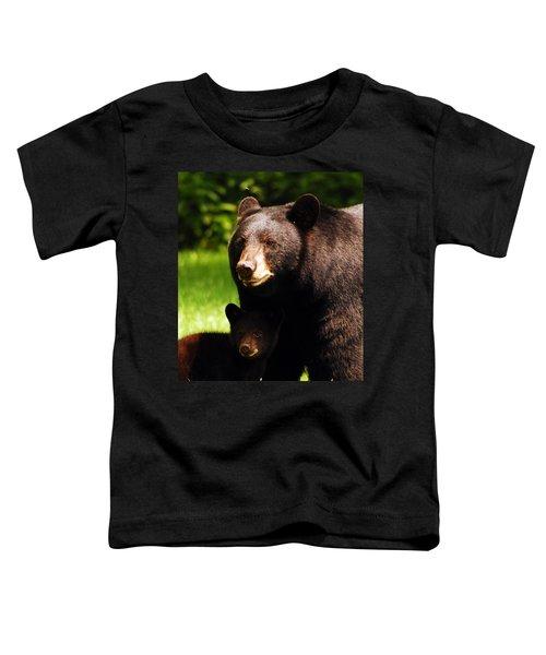 Backyard Bears Toddler T-Shirt