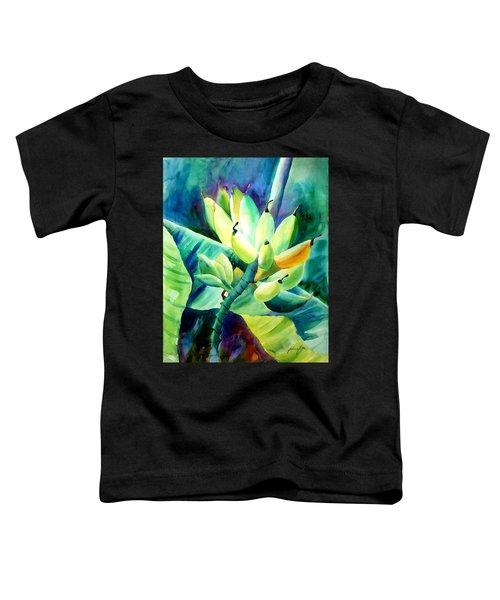 Bananas 6-12-06 Julianne Felton Toddler T-Shirt