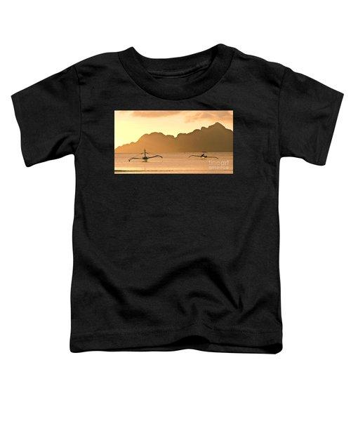 Bangkas Toddler T-Shirt