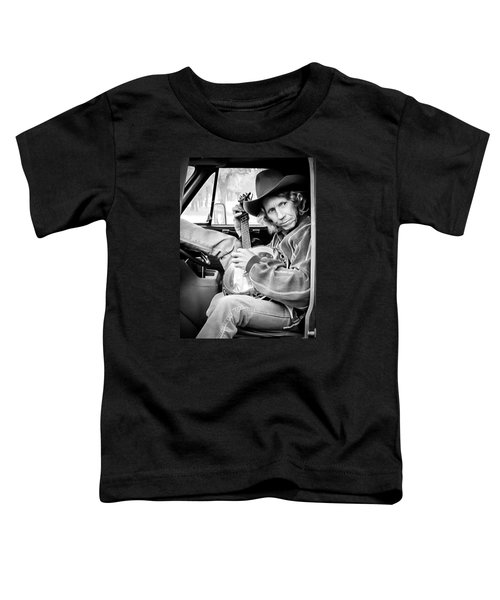 Banjo Man Toddler T-Shirt