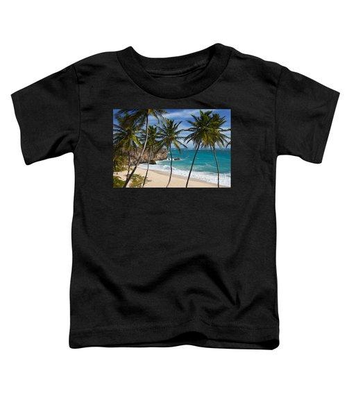 Barbados Beach Toddler T-Shirt