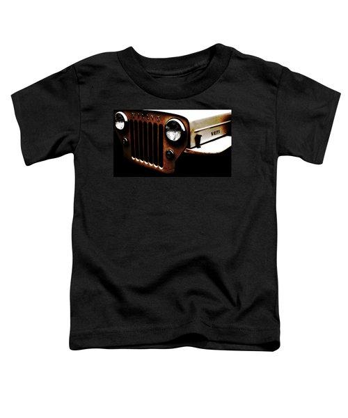 Bare Bones Rusty Toddler T-Shirt