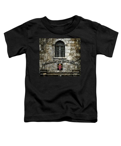 Basilica Sign Toddler T-Shirt