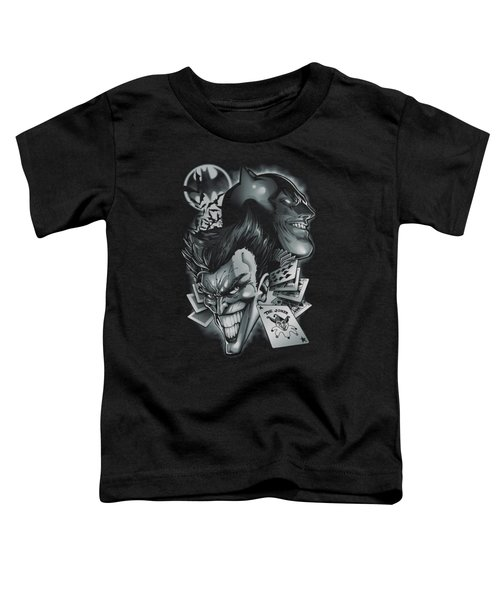Batman - Archenemies Toddler T-Shirt