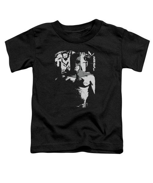 Batman Begins - Birth Of Knight Toddler T-Shirt