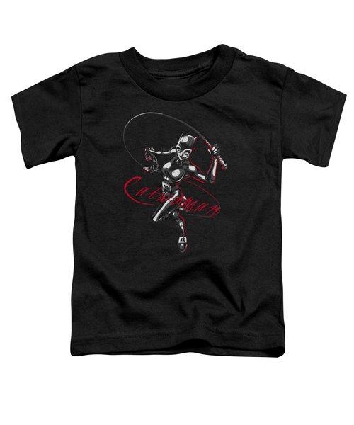 Batman - Kitten With A Whip Toddler T-Shirt