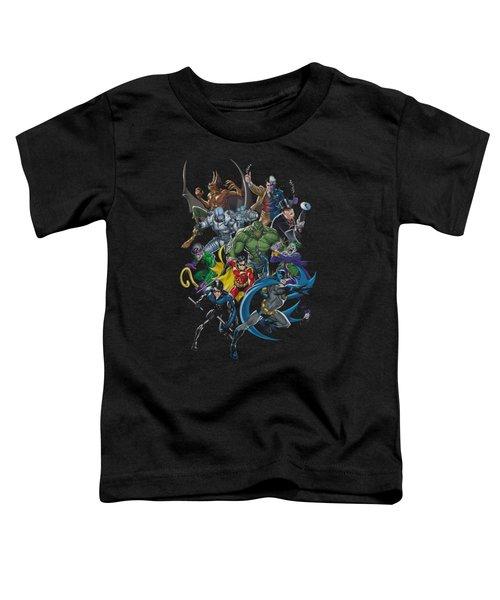 Batman - Saints And Psychos Toddler T-Shirt