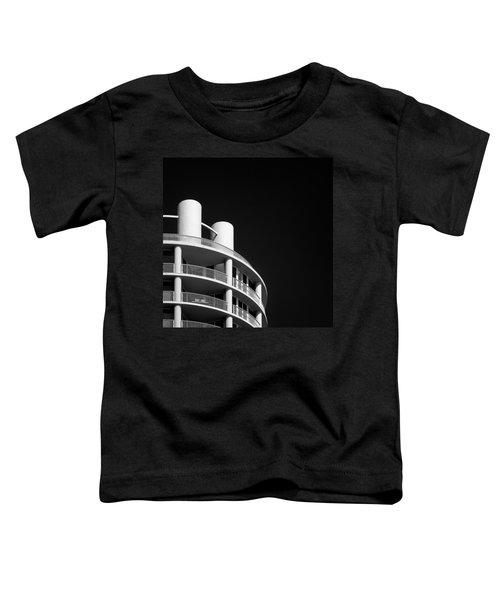 Beach Hotel Toddler T-Shirt