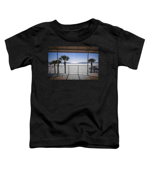 Beach Patio Toddler T-Shirt