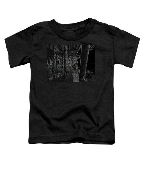 Beach Pier  Underworld  Toddler T-Shirt