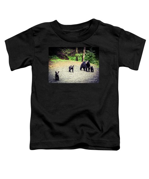 Bear Family Affair Toddler T-Shirt