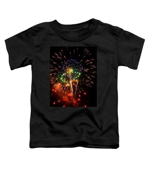 Beautiful Fireworks Works Toddler T-Shirt