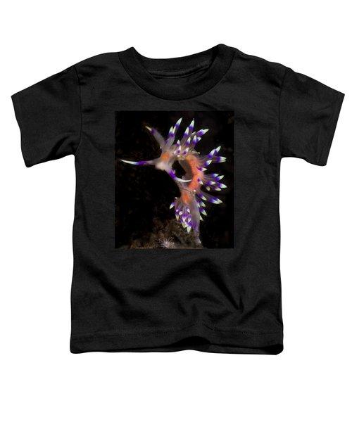 Beautiful Flabellina Toddler T-Shirt