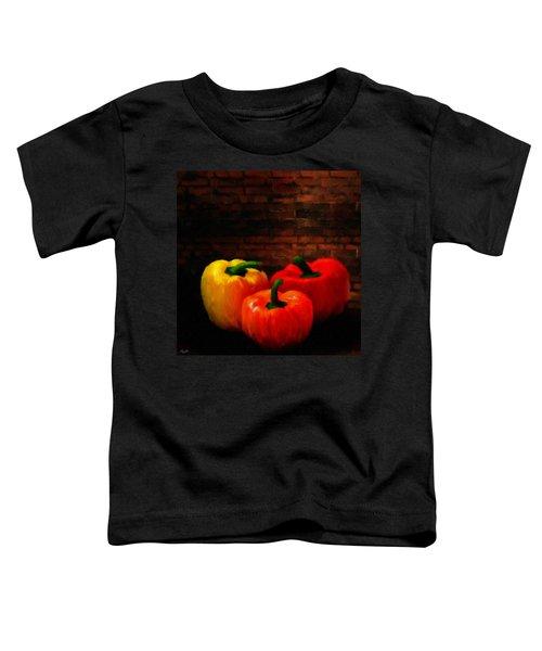 Bell Peppers Toddler T-Shirt