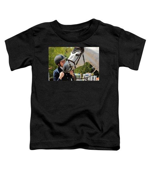 Big Kisses Toddler T-Shirt