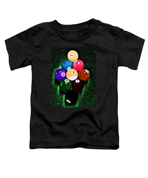 Billiards Art - Your Break Toddler T-Shirt