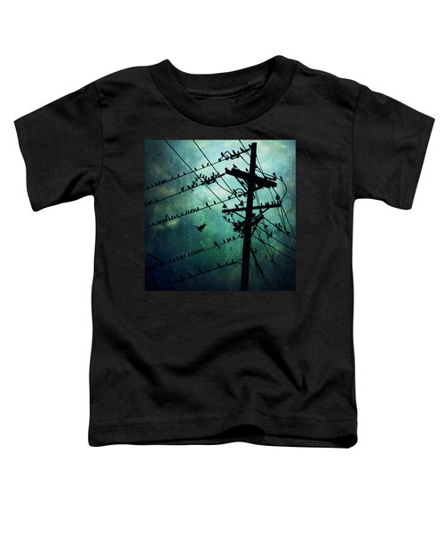 Bird City Toddler T-Shirt