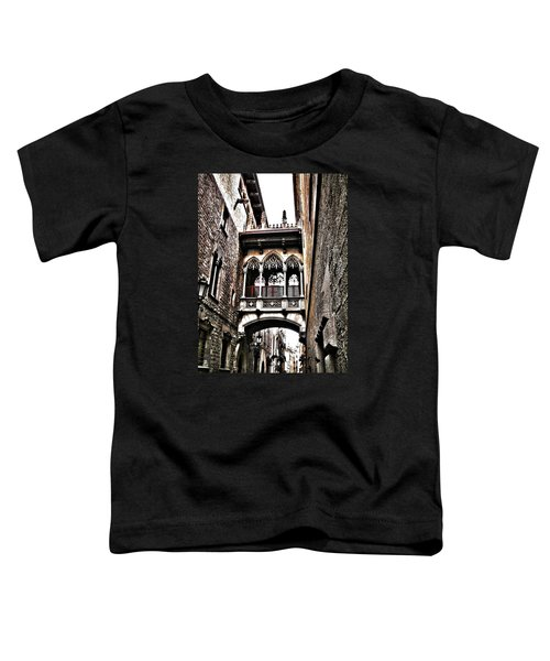 Bishop's Street - Barcelona Toddler T-Shirt
