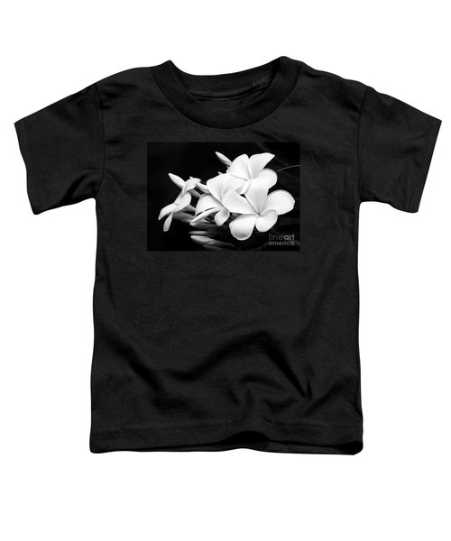 Black And White Lightning Toddler T-Shirt