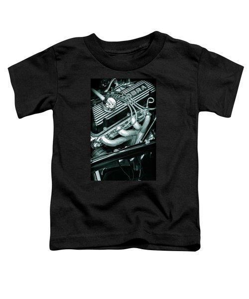 Black Cobra - Ford Cobra Engines Toddler T-Shirt