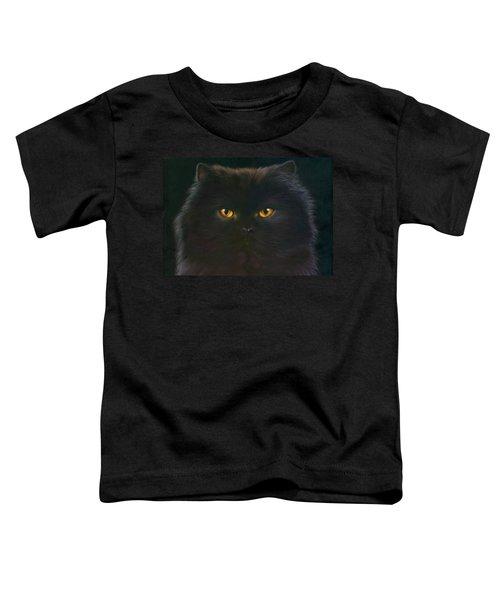 Black Persian Toddler T-Shirt