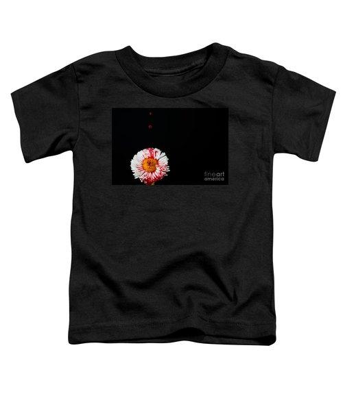 Bleeding Flower Toddler T-Shirt