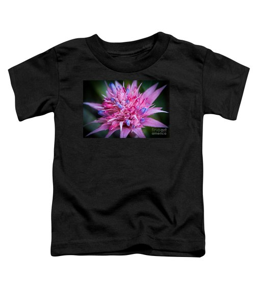 Blooming Bromeliad Toddler T-Shirt