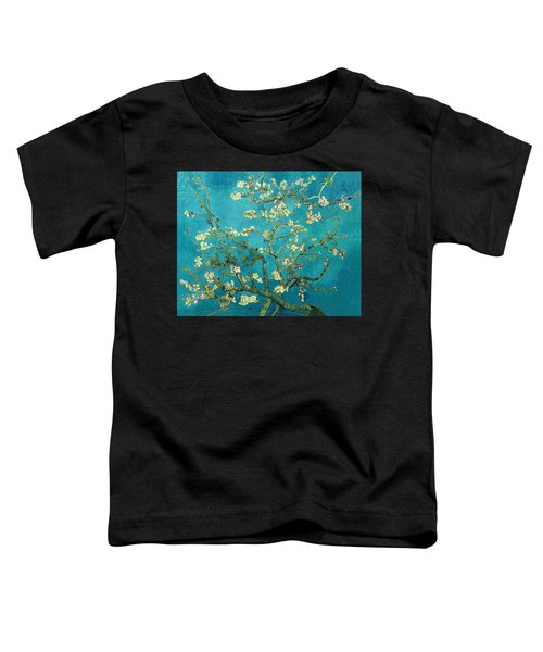Blossoming Almond Tree Toddler T-Shirt