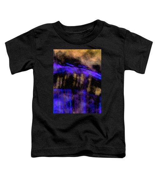 Blue Cliff Toddler T-Shirt