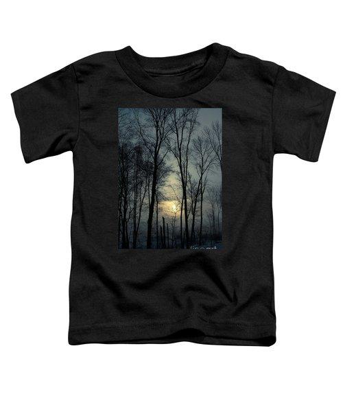 Blue Daybreak Toddler T-Shirt