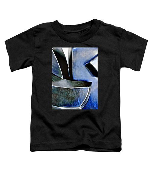 Blue Iron Toddler T-Shirt