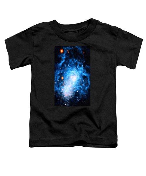 Blue Magellan Toddler T-Shirt