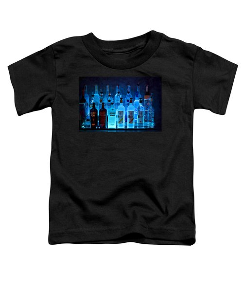 Blue Night Shadows Toddler T-Shirt