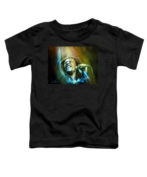 Bob Marley 06 Toddler T-Shirt