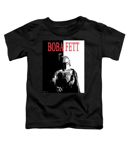 Boba Fett- Gangster Toddler T-Shirt