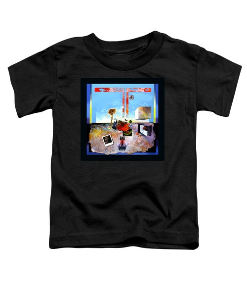 Bogomil Objects Toddler T-Shirt