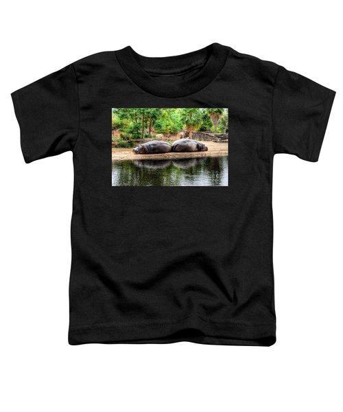 Book Ends Toddler T-Shirt