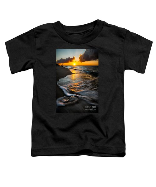 Boracay Sunset Toddler T-Shirt