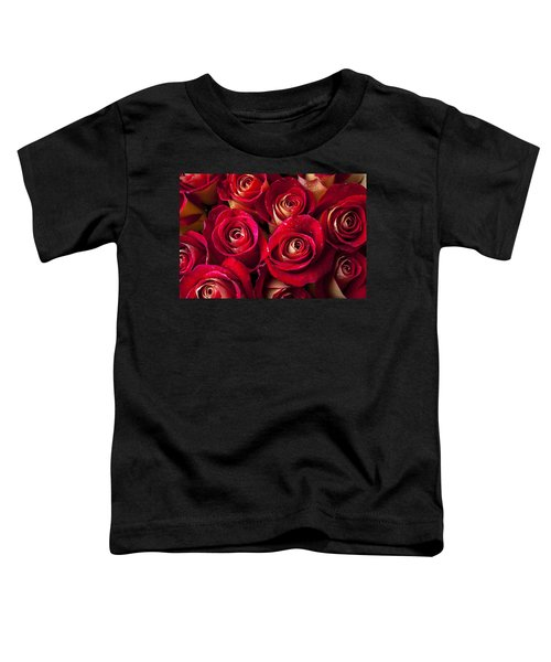 Boutique Roses Toddler T-Shirt