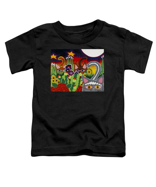 Boys Night Out Toddler T-Shirt