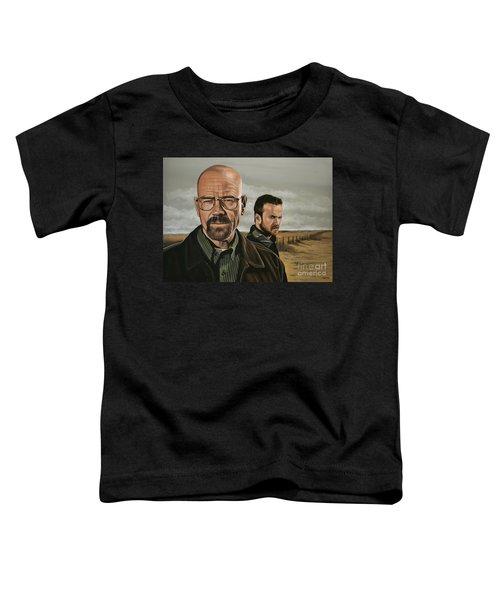 Breaking Bad Toddler T-Shirt