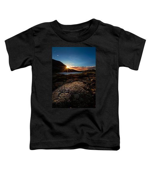 Breathless Sunrise II Toddler T-Shirt