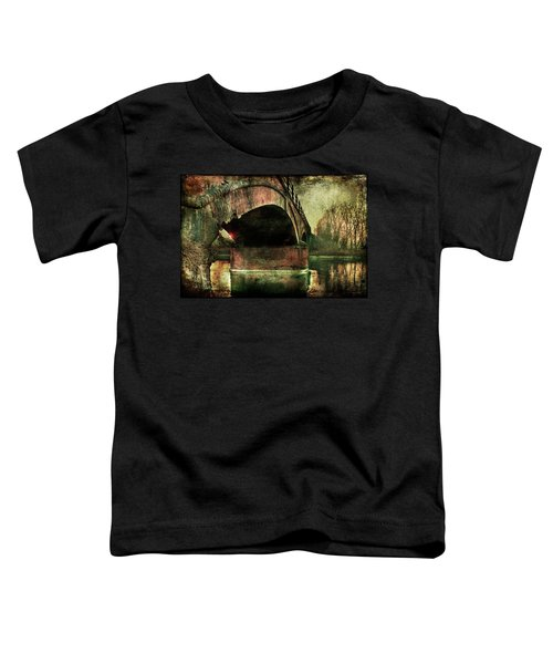 Bridge Over The Canal Toddler T-Shirt