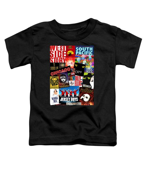 Broadway 1 Toddler T-Shirt