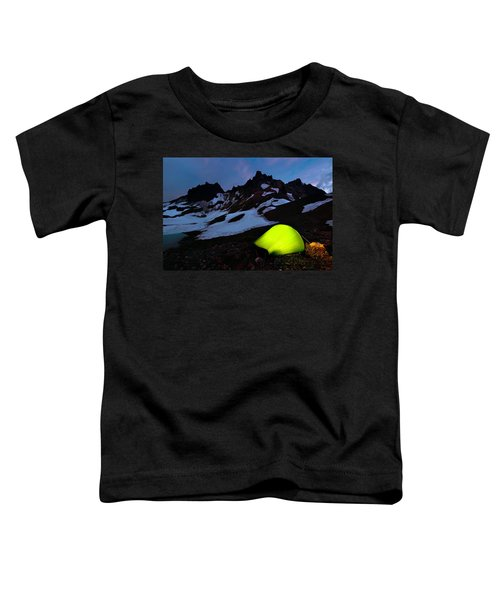 Broken Top Camp Toddler T-Shirt