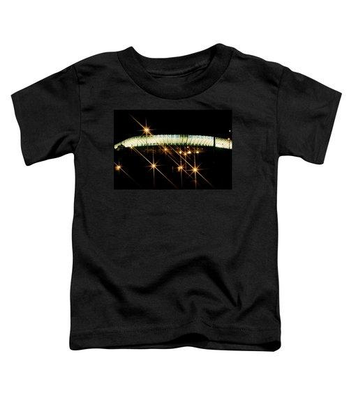 Bronx Night  Iv Yankee Stadium Toddler T-Shirt