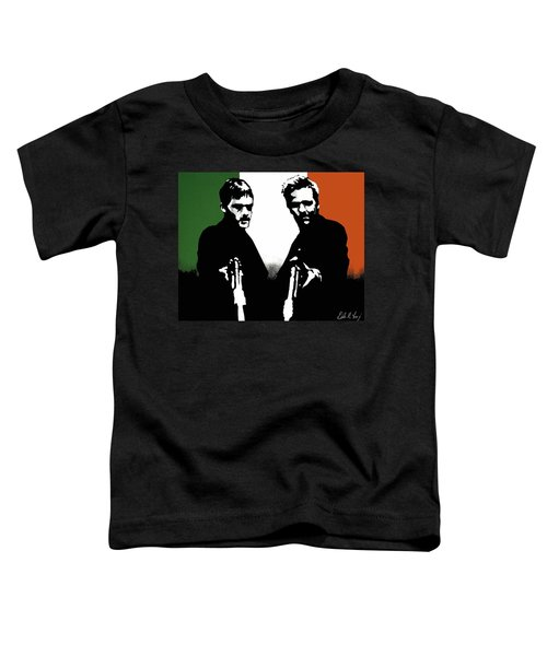 Brothers Killers And Saints Toddler T-Shirt