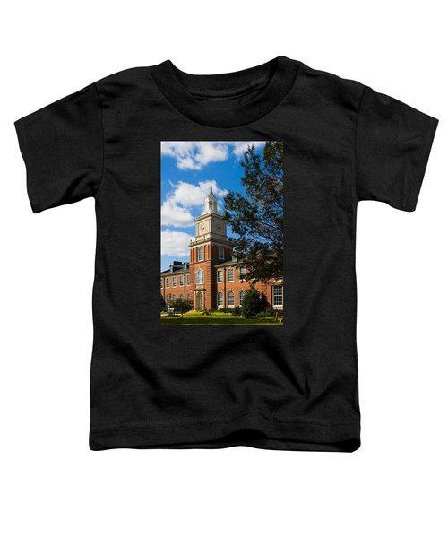 Browning Building At  A P S U Toddler T-Shirt